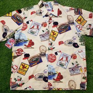 St. Louis Cardinals Hawaiian Shirt Reyn Spooner